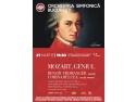 Teatrul Nottara. Orchestra Simfonică București prezintă concertul Mozart Geniul