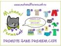 www.motanulfermecat.ro: un nou concept de hainute pentru bebelusi si copii intr-un magazin online proaspat lansat
