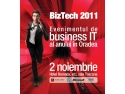 marketing online oradea. BizTech Oradea 2011