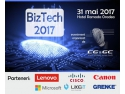 eveniment biz. BizTech 2017