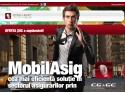 MobilAsig, o soluţie pentru agenţii de vânzări