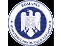 Comisia Europeană a notificat MFE cu privire la întreruperea plăților aferente POSDRU 2007-2013