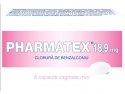 antiseptic cream. Pharmatex®