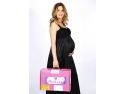 Amalia Enache la primirea kit-ului Baby Stem