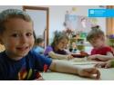 minerale. Copiii de la SOS Satele Copiilor Romania isi incep dimineata cu un mic dejun ce contine fier, vitamine si alte minerale