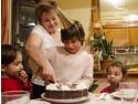 nastere. Copiii din SOS Satul Copiilor Bucuresti isi aniverseaza ziua de nastere