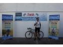 donatie. Mai mult de 2.000 de km pe bicicleta, de la Bucuresti la Düsseldorf, pentru copiii din SOS Satele Copiilor Romania