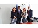 global village. Presedintele Federatiei SOS Children's Villages International in vizita pentru prima data in Romania
