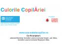 """SOS Satele Copiilor Romania deruleaza proiectul """"Culorile Copilariei"""""""