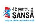 marsul pentru viata. 42 pentru o SANSA. Alergam pentru o sansa la viata