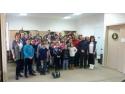 Copii de la centrul de zi pentru minori