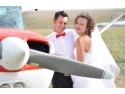 Cereri in casatorie in avion si zboruri de agrement in crestere cu 20% fata de 2015