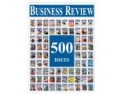 mediul de business. 500 de editii Business Review