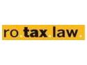 codul fiscal. Codul Fiscal si noua realitate contabila la RoTaxLaw Forum
