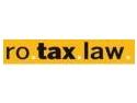 RoTaxLaw Forum: Totul despre modificarile Codului Fiscal si noua realitate contabila, alaturi de membrii comisiei de consultanta a Guvernului.