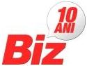 """oferta aniversara. Biz lanseaza campania de imagine aniversara  """"10 ani de istorie de business"""""""