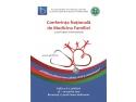 medicina interventionala. Conferința Națională de Medicina Familiei - ediția jubiliară 2014