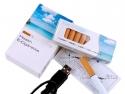 alternativa la fumat. Tigara E-Health Blue Slim Kit