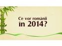 campanie sociala si culturala. Ce vor romanii in 2014?