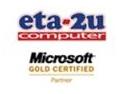 Eta2u este Microsoft Gold Certified Partner