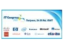 "Mobile World Congress. ETA2U reuneste la Timisoara ""greii"" IT-ului mondial, in cadrul IT Congress 2009"