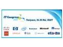 """it congress. ETA2U reuneste la Timisoara """"greii"""" IT-ului mondial, in cadrul IT Congress 2009"""