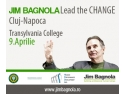 Lead the Change- Jim Bagnola Cluj-Napoca