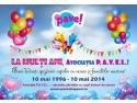 Asociația P.A.V.E.L. (Primind Ajutor Viața Este Luminoasă) - 18 ani ani dedicați sprijinirii copiilor cu cancer și familiilor acestora, 10 mai 1996 - 10 mai 2014