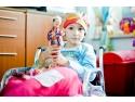 Copiii bolnavi de cancer, care au dificultati locomotorii, vor putea sa primeasca gratuit fotolii rulante
