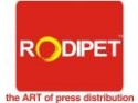 "RODIPET LA ""LONDON BOOK FAIR"""