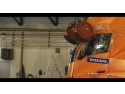Volvo D13. Crash test