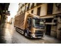Noul Volvo FL este ideal pentru distribuţia din zonele urbane.