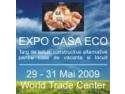 cea mai vanduta casa. WTC Bucuresti si APMCR va invita la EXPO CASA ECO 29-31 Mai 2009