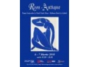 Cea de a-37-a editie a Rom-Antique, Targul Anticarilor la World Trade Plaza- Pullman Hotel (ex Sofitel) 6 – 7 Martie 2010