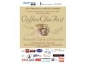 Ai pofta de o cafea, o ciocolata, un biscuit sau o napolitana? Sau de toate trei? Le gasesti la CoffeeChoFest - Festivalul Cafelei si Ciocolatei de vineri pana duminica 14-16 octombrie. Intrarea este libera !