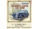 Bucharest. Bucharest Classic Car Show la World Trade Center Bucuresti- Hotel Pullman