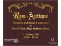 reduceri anticariat. RomAntique - Salonul de antichitati si anticariat - 2-3 Iunie 2012 - WTC Bucuresti