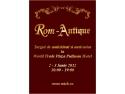 antichitati. RomAntique - Targ de antichitati si anticariat