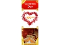 cadouri Valentine's Day. Valentine's Day la Agra Palace