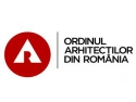 Ordinul Arhitecților din România solicită sprijinul Guvernului pentru salvarea Patrimoniului Construit