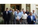 avize de construire. Reprezentanti ai asociatiilor profesionale si patronatelor semnatare ale protocolului.