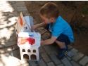 timbru Doha. Programe de arhitectură pentru copii finanțate din timbrul de arhitectură