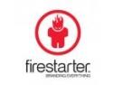 Firestarter castigatoare la ambele gale ale RoNewMedia 4.0 pentru pagina web a agentiei.