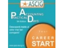 Carticica Practica. Practical Accounting Days revine in ASE