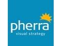 Agentia de branding Pherra si-a lansat site-ul