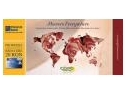 Promotia Cosmoflorist - Piraeus Bank pentru toti posesorii de carduri Piraeus Bank