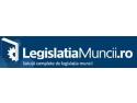 codul muncii republicat. Legislatia muncii