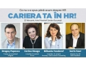 Conferinta Nationala Cariera ta in HR - Eveniment organizat de Rentrop & Straton
