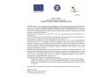 Anunţ de presă privind demararea proiectului cu titlul STAGII DE PRACTICĂ PENTRU CARIERE DE SUCCES centrul national al dansului