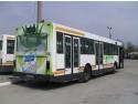 publicitate in autobuze. Pentru prima dată...10 autobuze vor mirosi a primăvară !